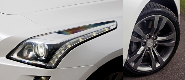 Cadillac CTS 2014 - новый CTS от Каддилак