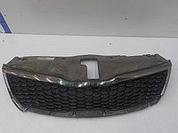 Снятие решетки радиатора Киа Рио 3