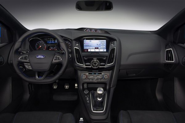 Обзор нового Форд Фокус RS 2016 года