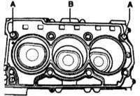 Замена прокладок распредвалов Фольксваген Поло V
