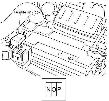 Замена ламп Ниссан Ноут (E11)