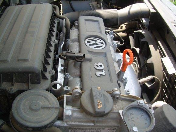 Очистка вентиляции картера двигателя Фольксваген Поло 5 седан 1.6