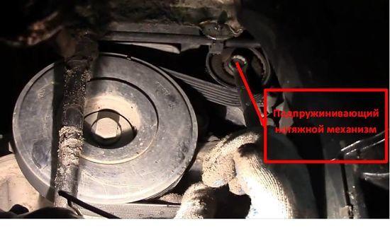 Замена защиты картера двигателя на Рено Логан 2
