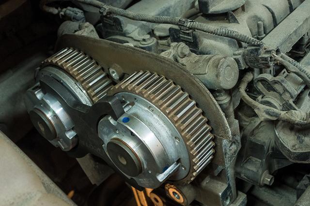 Замена ремня ГРМ Форд Фокус 3 1.6л