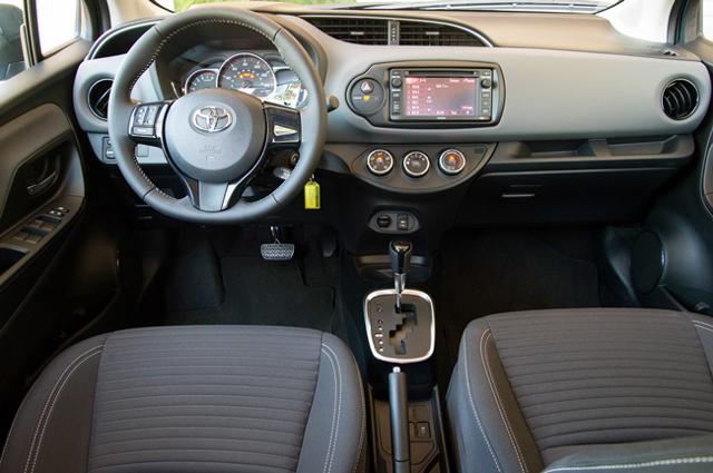 Обзор нового Тойота Ярис 2015 года