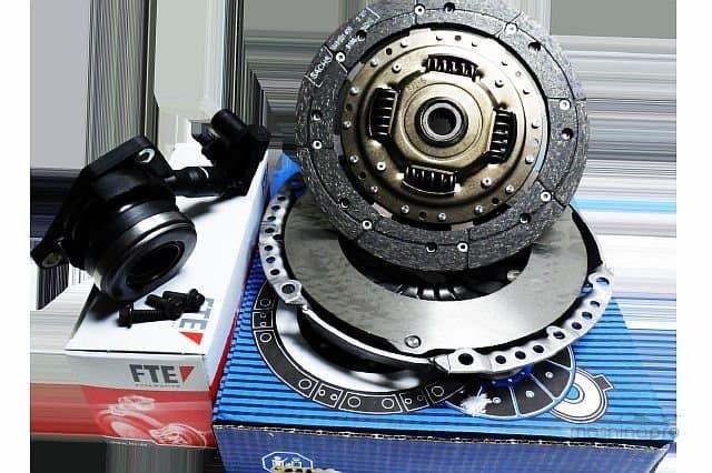 Сцепление Форд Фокус 2
