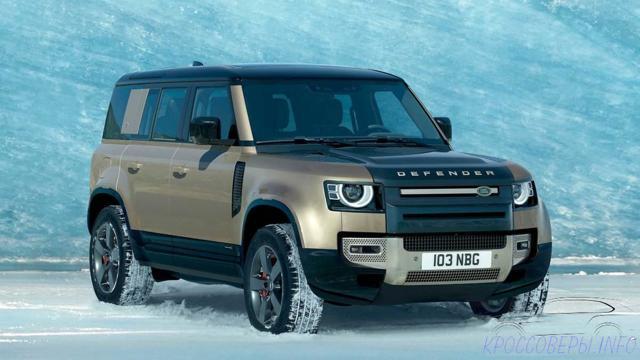 Land Rover расширяет линейку кроссоверов