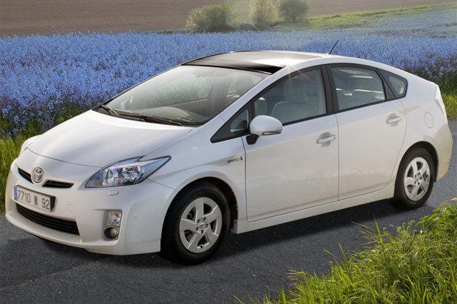 Предохранители и реле Тойота Приус (XW30), 2009 - 2015 г.в.