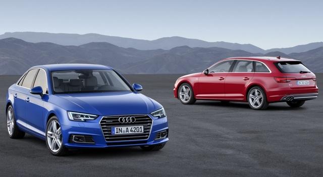 Обзор нового Audi A4 2016 года