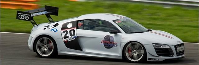 Тюнинг Audi R8 V10 от OK-Chiptuning