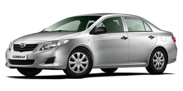 Замена антифриза Тойота Королла (Е120)