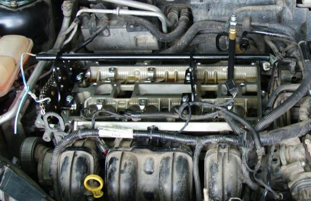 Замена двигателя Форд Фокус 3