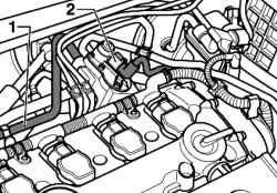 Замена выпускного коллектора с катализатором на Фольксваген Пассат Б6