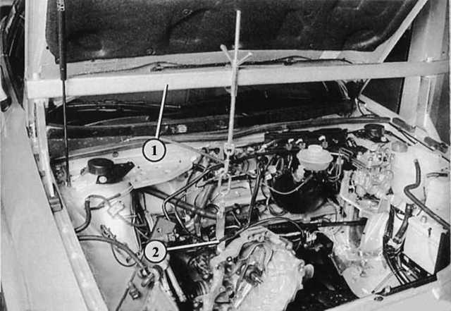 Замена двигателя Ауди 80 Б4