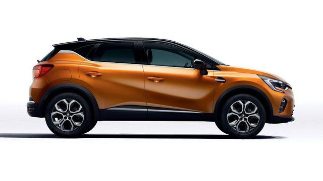 Пополнение во французском семействе: анонс нового внедорожника Renault Kaptur 2016
