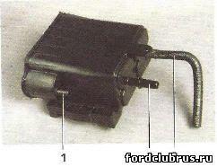 Замена адсорбера Форд Фокус 3