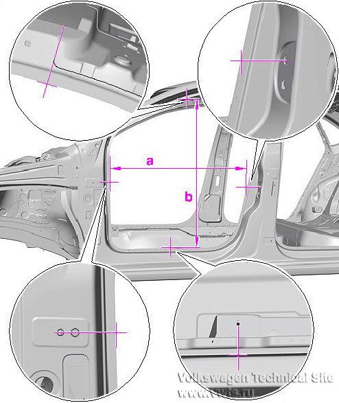 Замена поперечины передней подвески Фольксваген Поло седан