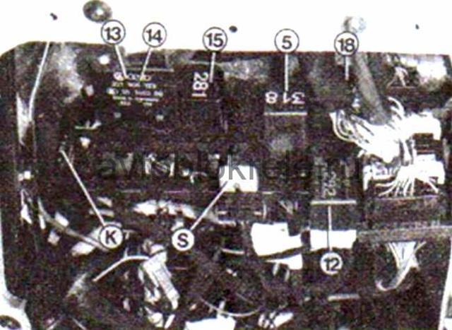 Предохранители Ауди 80 Б4