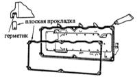Замена прокладки крышки ГБЦ Мазда 6 (GH), 2007 - 2012 г.в.