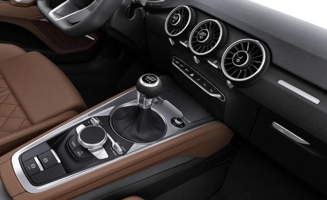 Audi TT 2014 - обновленная Ауди ТТ