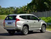Mitsubishi Pajero Sport 2017: характеристики