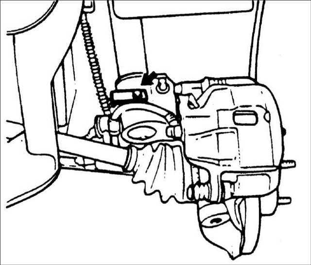 Передняя подвеска Хендай Акцент 2