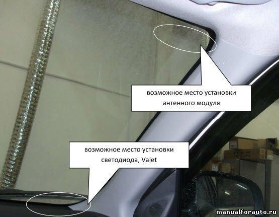Предохранители и реле Митсубиси Аутлендер XL, 2007 - 2012