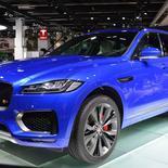 Материализация концепта: первый SUV Jaguar F-Pace поступит в продажу летом 2016 года