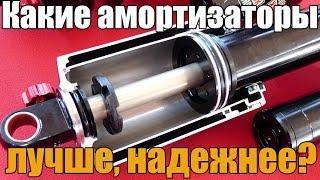 Замена задних амортизаторов на Джили МК