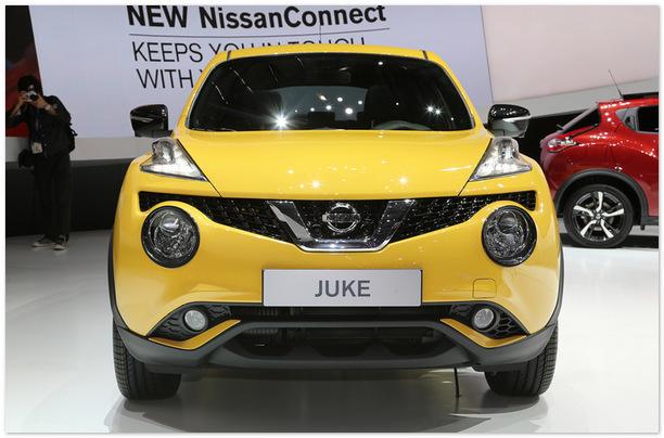 Обзор нового Nissan Juke 2015 года