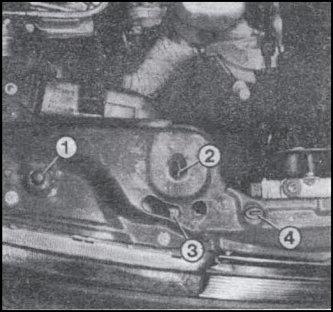 Замена капота Ауди 80 Б4