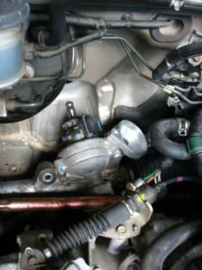 Замена рулевой тяги Хонда Цивик 4D/5D 1.8 (R18A1)