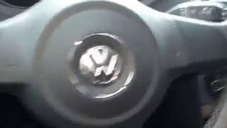 Замена подрулевых переключателей Фольксваген Поло седан