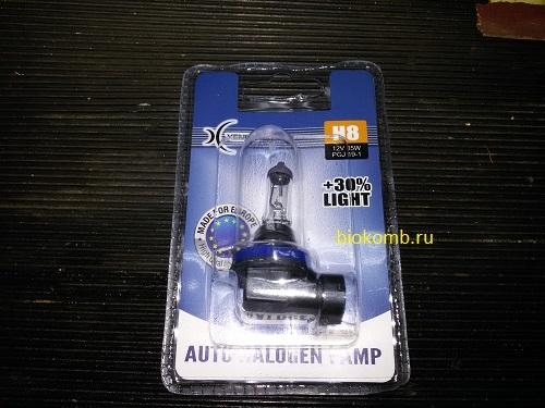 Замена ламп Ниссан Тиида (C11), 2004 - 2014