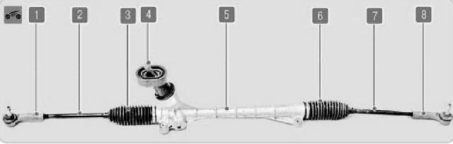 Замена поворотного кулака Фольксваген Поло седан