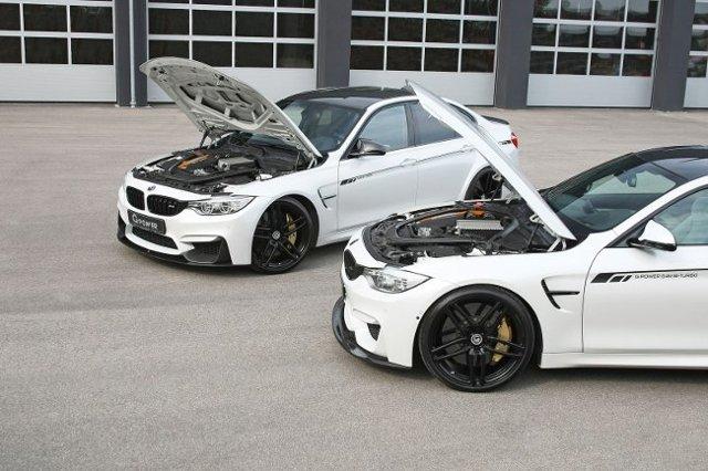 Тюнинг BMW M3 2014 от G-Power