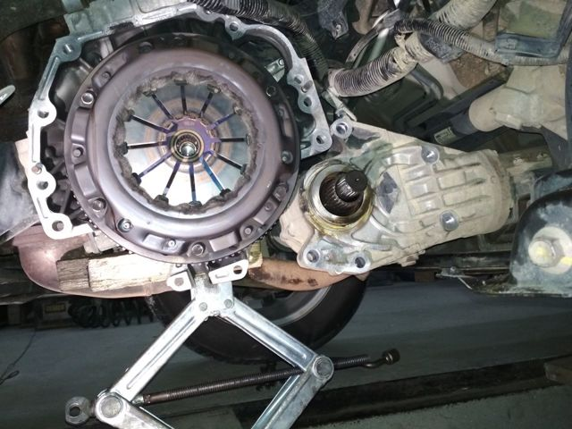 Устройство сцепления Renault Duster с 2010 г.в.