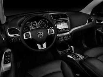 Новый Dodge Journey Crossroad 2014 [фото]