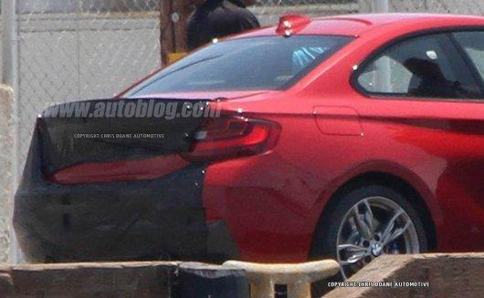 Новый BMW 2 2014 [фото]