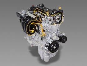 Замена антифриза на Тойота Ярис / Витц (XP90)