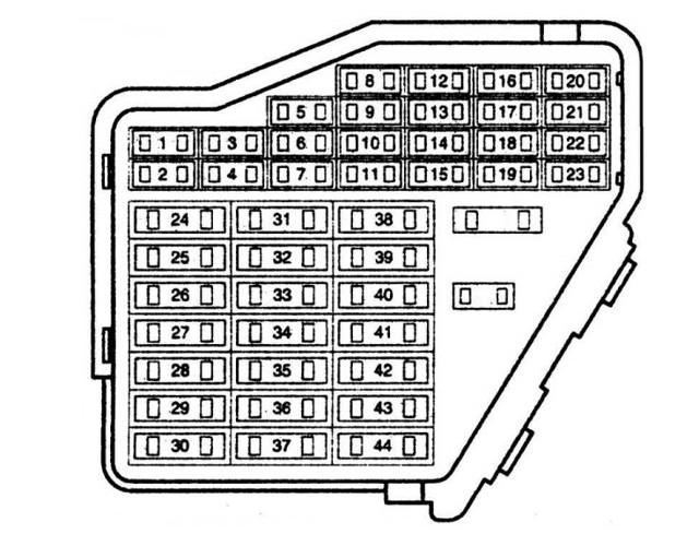 Снять топливный насос и датчик уровня топлива на Фольксваген Пассат Б5