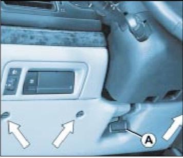 Предохранители Peugeot 406 1995 - 2004 гг.