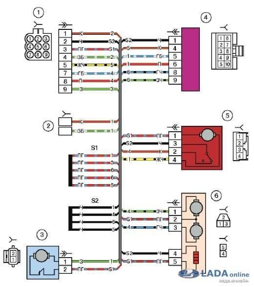 Регулировка ручника на Рено Логан 2