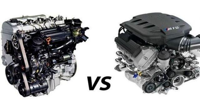 Дизельный или бензиновый двигатель?