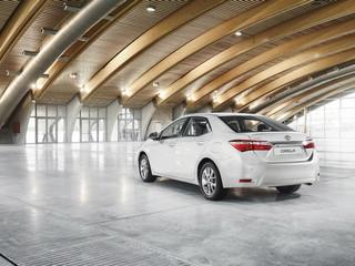 Toyota Corolla 2014: что уготовано европейцам [фото]
