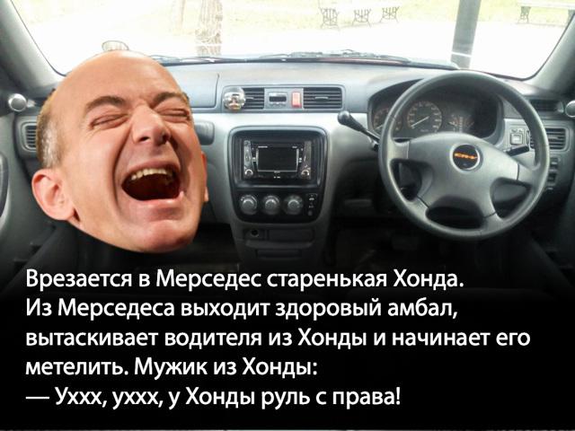 МКПП Хонда ЦРВ 1