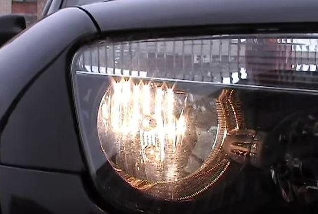 Лампы Рено Дастер