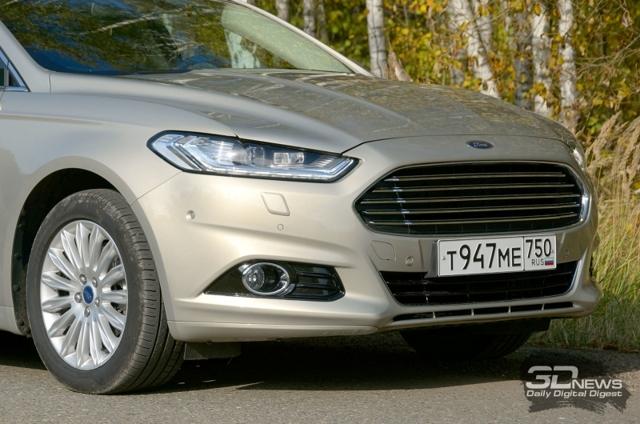 Ford Mondeo 2014 - обновленный Форд Мондео